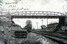 Center Street Railroad Bridge
