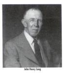 John Henry Long